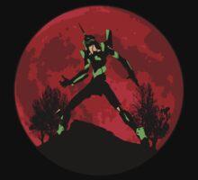 Neon Genesis Evangelion Unit 01 - Hill Top Kids Clothes