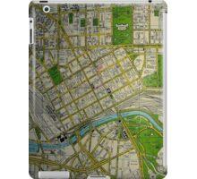Melbourne City ipad case iPad Case/Skin
