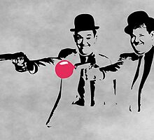 Laurel & Hardy Mashup by KAMonkey