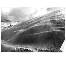 Snowdrifts Poster