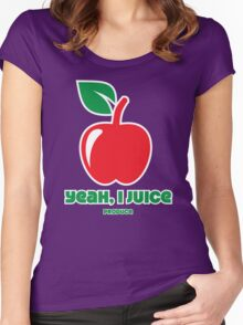Juiced Women's Fitted Scoop T-Shirt