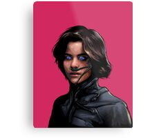 Ally In Dune Digital Duesday # 5 Metal Print