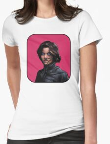 Ally In Dune Digital Duesday # 5 Womens Fitted T-Shirt