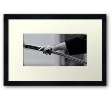 Shinken Framed Print