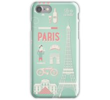 Being Paris iPhone Case/Skin