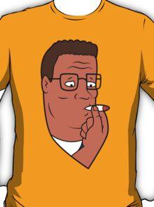 Hank Hill Smoking Weed T-Shirt