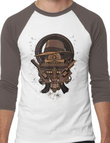 Fortune & Glory Men's Baseball ¾ T-Shirt