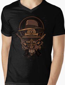 Fortune & Glory Mens V-Neck T-Shirt