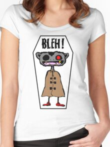 Vampire Bat Women's Fitted Scoop T-Shirt
