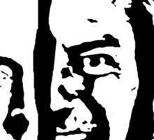 Agent Cooper vs Killer BOB Sticker