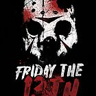 Friday the 13TH by richrockcandy