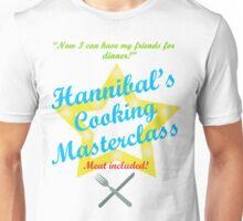 Hannibal's Cooking Masterclass Unisex T-Shirt