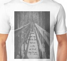 Psalm 37 Commit Your Way Unisex T-Shirt
