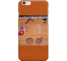 kids happiness iPhone Case/Skin