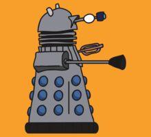 Silly Robot by jerasky