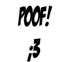 Poof! ;3 by aj4787