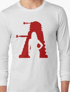 Asylum of the Dalek's T-shirt Long Sleeve T-Shirt