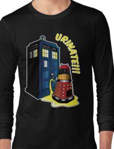 Disgraceful Dalek Long Sleeve T-Shirt