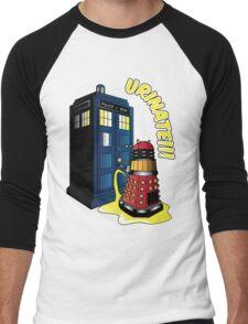 Disgraceful Dalek Men's Baseball ¾ T-Shirt
