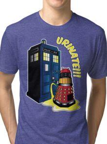 Disgraceful Dalek Tri-blend T-Shirt