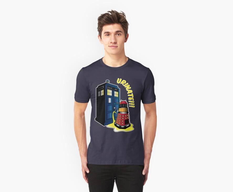 Disgraceful Dalek by cubcakes