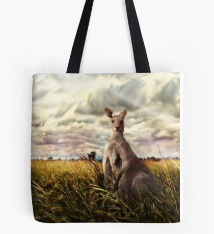 3 kangaroos Tote Bag
