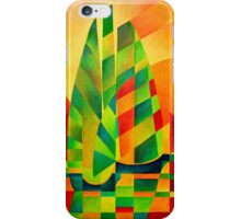 Chinese Junks, Sunset, Sails and Shadows iPhone Case/Skin