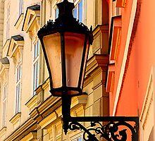 Malá Strana Streetlight Praha by ©The Creative  Minds