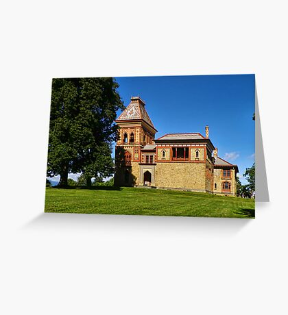 Olana Estate Greeting Card