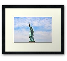 Statue of Liberty (2) Framed Print