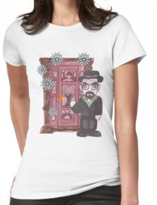 The Lion, The Witch and The One Who Knocks Womens Fitted T-Shirt