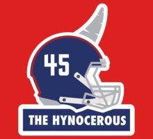 Hynocerous by BigBlueThreads