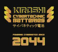 Kiroshi Cybertechnic Batteries - Yellow/Orange by Neyomo