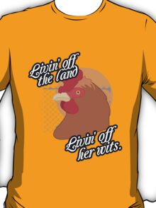 Livin' Off The Land T-Shirt