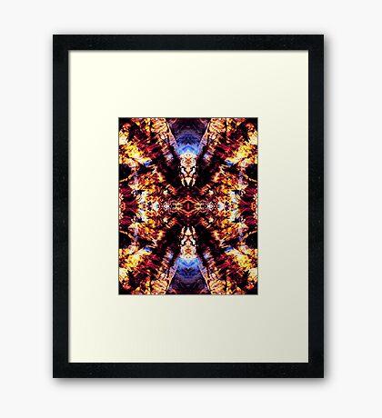 Wildfire - 1 Framed Print
