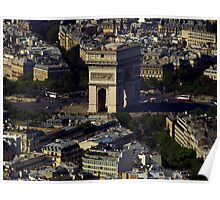 Paris From Above ~ Part Five Poster