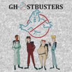 The Real Ghostbusters by meganfart