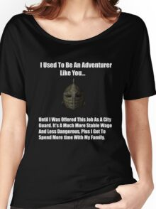 I Used To Be An Adventurer Like You... Women's Relaxed Fit T-Shirt