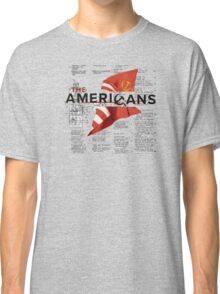The Americans Classic T-Shirt