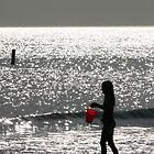 The Red Bucket by Audrey Krüger
