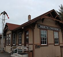 North Freedom Station by JPeplinski