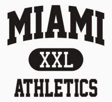 Miami XXL Athletics by SignShop