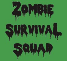 Zombie Survival Squad by Rewildman