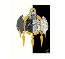 Change of Heart - Bakura Art Print