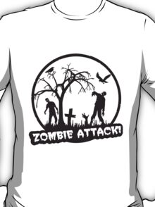 Zombie Attack! T-Shirt