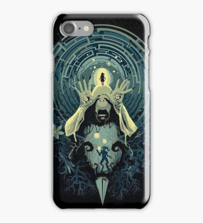 Pan's Labyrinth iPhone Case/Skin
