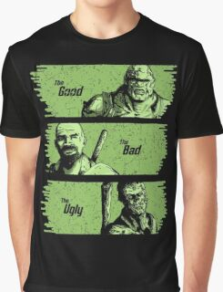The Mutant, The Raider, The Ghoul Graphic T-Shirt