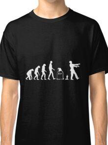 Evolution Zombie Classic T-Shirt