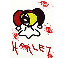 Harley! Photographic Print