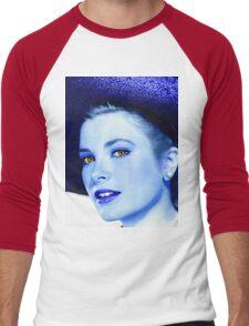 Grace Kelly Men's Baseball ¾ T-Shirt